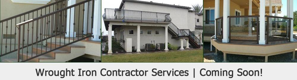 New York Wrought Iron Contractors